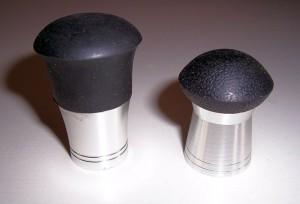 Rubber stootdop cone