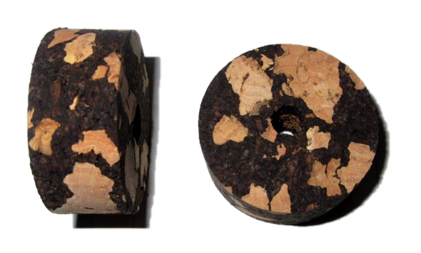 Burl cork black